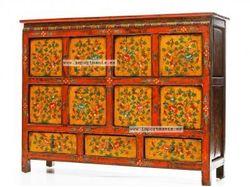 Muebles chinos orientales zaragoza for Muebles orientales madrid