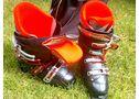 Botas esqui ski boots salomon performa alu thermo fit talla 26.5 / 42 con bolsa transporte dynastar impecables