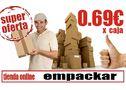 Cajas de empaque 638*2987*40 cajas a bajo precio de embalaje - En Madrid