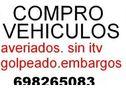 Compro coches 698676875 - En Barcelona
