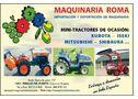 Mini tractores, minitractores