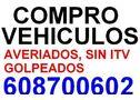 Compro coches y furgonetas con averia - En Madrid