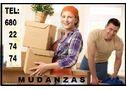 portes economicos madrid 680.227.474 hacemos todo tipo de mudanzas - En Madrid