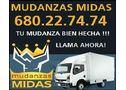 MUDANZAS  MADRID BARATOS -680/22/74/74-MUDANZAS PROFESIONALES BARATAS - En Madrid