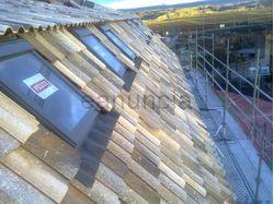 tejados, cubiertas, goteras, limpieza de cana