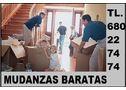 portes baratos madrid  •680.22.74.74•/ mudanzas baratas - En Madrid