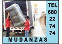PORTES ECONOMICOS  MADRID 680=22=7474 SERVICIO MUDANZAS.PORTES.CAJAS - En Madrid