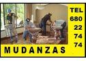 MUDANZAS ECONOMICAS MADRID680(22(74(74 MUDANZA RAPIDA Y SEGURA - En Madrid