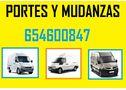 PORTES EN SAN BLAS 654)(600)(847)MUDANZAS OFERTAS 125€ - En Madrid