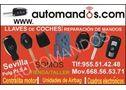 Reparación y copias de mandos y llaves de coches - automandos - En Sevilla