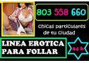 CONTACTOS DE SEXO BARCELONA 803 558 660 Y WEBCAM , LINEA EROTICA - En Barcelona