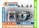 Kit de reparacion cerradura mercedes W211 W203 W209 W245 W164 W169 - En Madrid, Titulcia