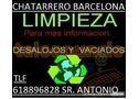 VACIADO DE LOCALES EN BARCELONA TLF 618896828.bdn - En Barcelona