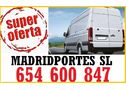 MP::65*46OO847 PORTES EN ALUCHE-FLETES BARATOS MONCLOA  - En Madrid