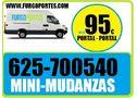 Mudanzas(villaverde(95€)9x10419x123 economicos(tu opcion)