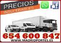 ((65-46OO8-47))ENCUENTRA MINIMUDANZAS ECONOMICAS MADRID  - En Madrid