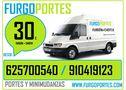 FURGOPORTES(30EU)// 91(05)33-583 PORTES MADRID - En Madrid
