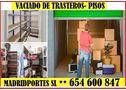 MINI-PORTES URGENTES ALCORCON//65(4)6OO8X47//PORTAL A PORTAL  - En Madrid, Alcorcón