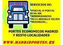 (PORTES)MUDANZAS 6546OO847 AUTORIZADOS EN COLMENAR VIEJO - En Madrid, Colmenar Viejo