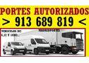 PORTES EN COLMENAR VIEJO+OFERTAS((9.1.3.68.9.8.19)) BARATOS  - En Madrid, Colmenar Viejo