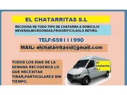 Recogida chatarra madrid gratis