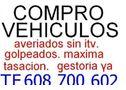 Compr0 coches y furgonetas no importa - En Madrid