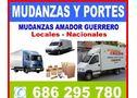 Empresa mudanzas amador. 686 295 780 - En Málaga