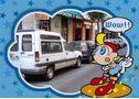 Vendo furgoneta de cinco plazas por motivos - En Salamanca