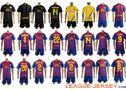 Camiseta de barcelona barato 2012-2013