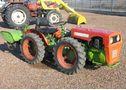 Tractor articulado agria 6900-d. doble - En Murcia